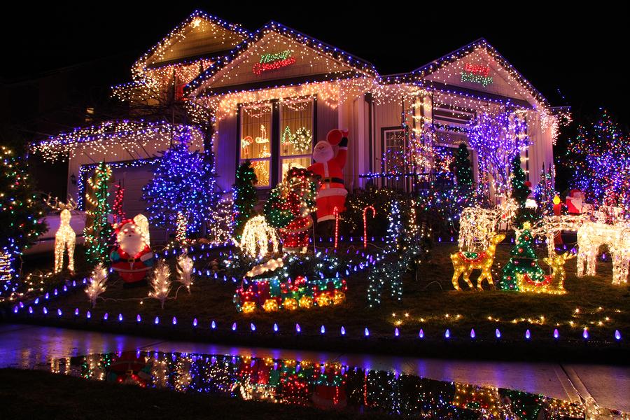 beautiful christmas lights display - Beautiful Christmas Lights